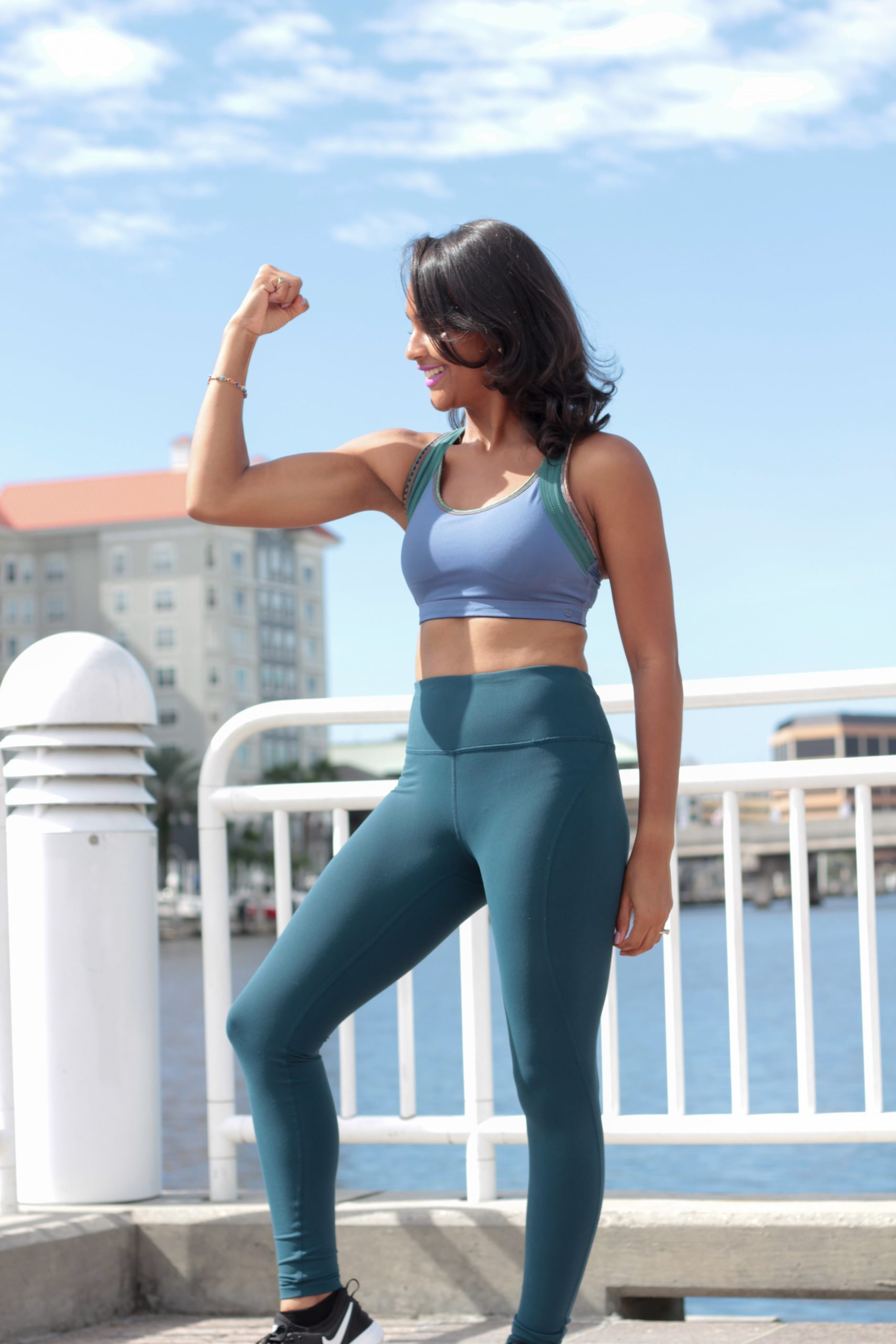 How Exercising Empowers Me