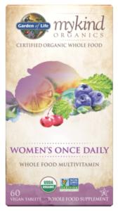 sustainable women's vitamins