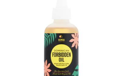 BOMBA CURLS Dominican Forbidden Oil